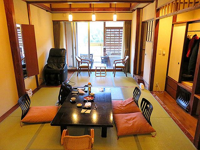 大阪の温泉旅館『不死王閣』に行ってきた!