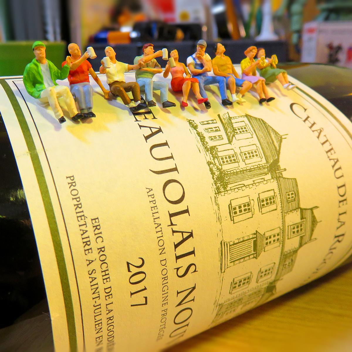11月16日はボジョレーヌーボー2017解禁日!ワインをたしなむワイン好きな人達
