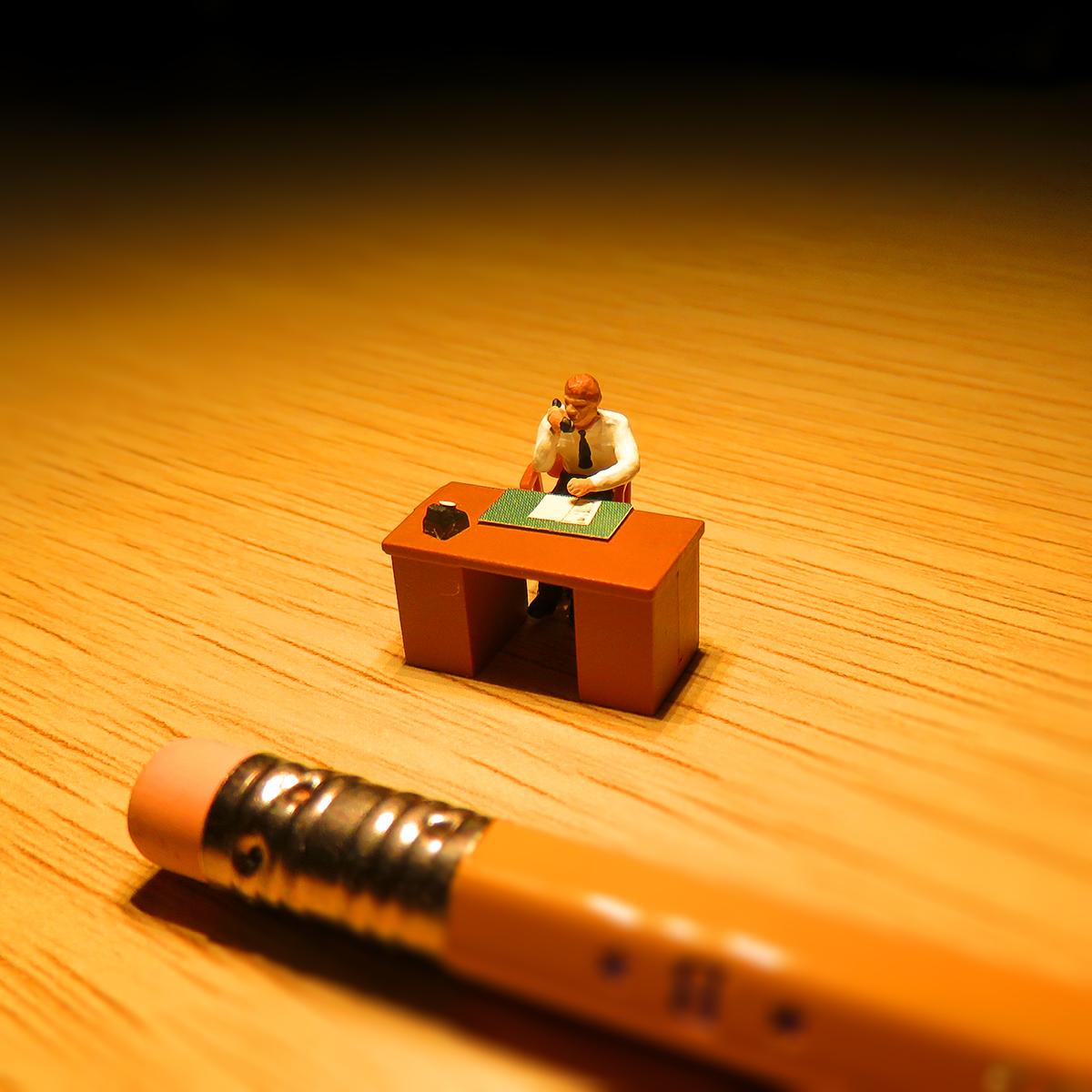 孤独の残業と最近の自分